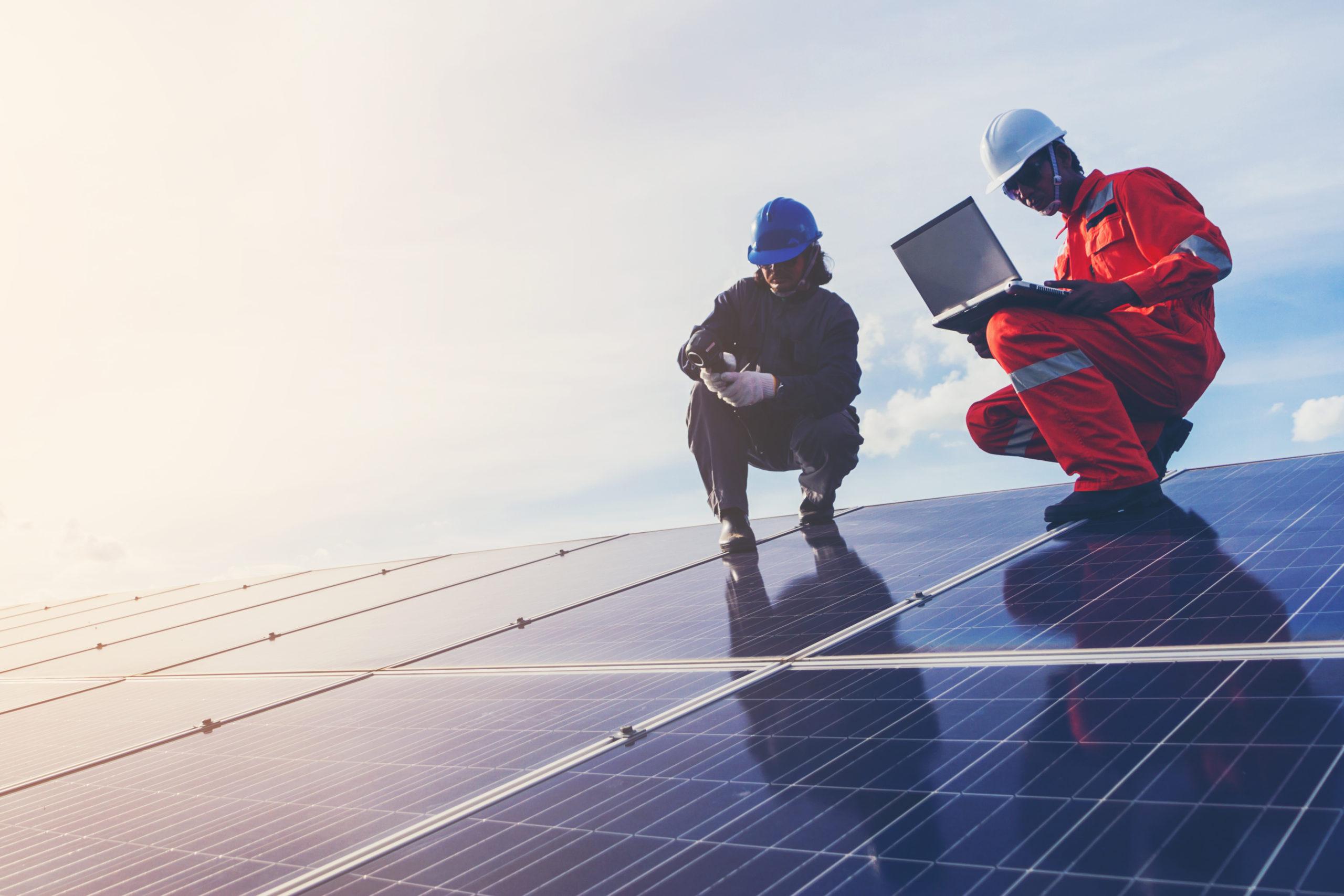 solar panels-early metrics