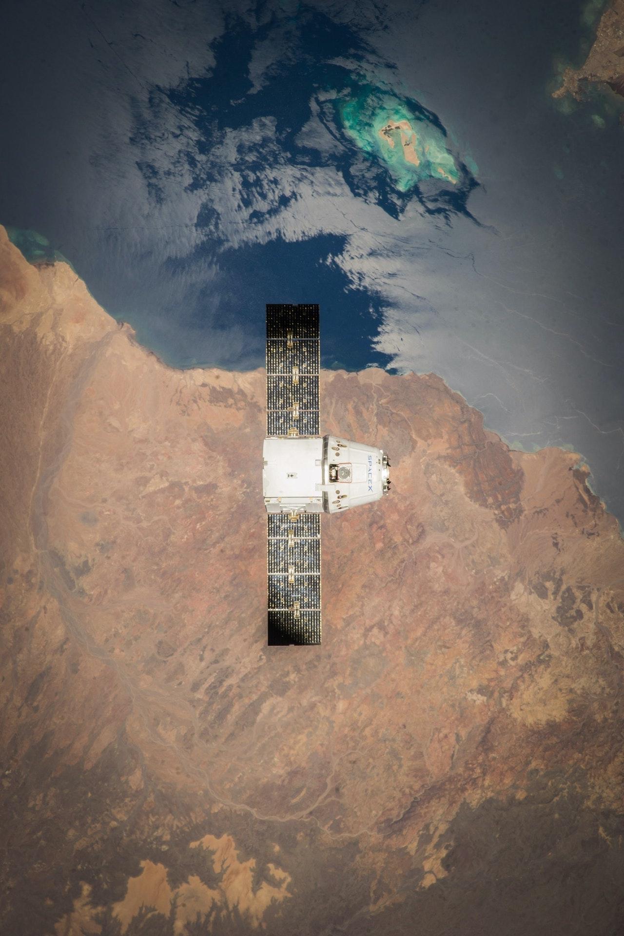 données satellites - images satellitaires