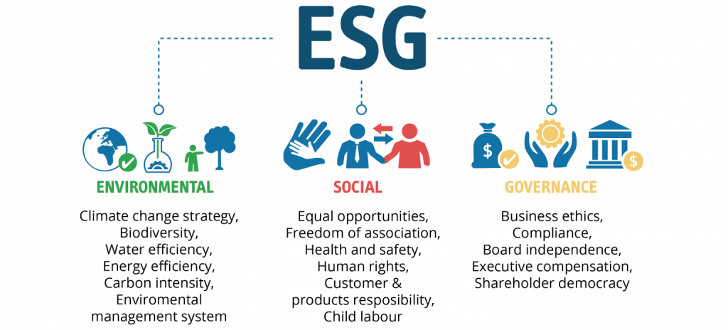 ESG Ratings: How can a business' environmental and social impact be measured?