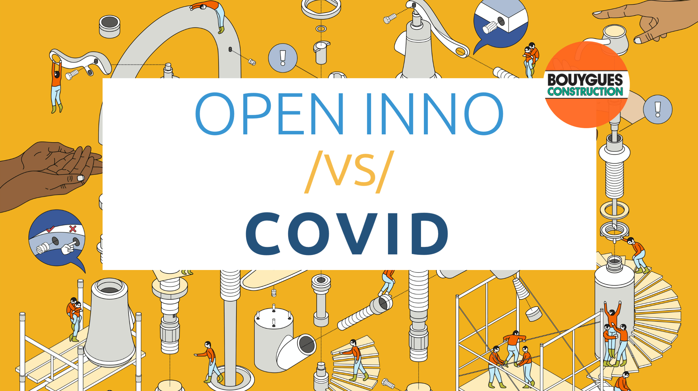 open innovation face au covid-19
