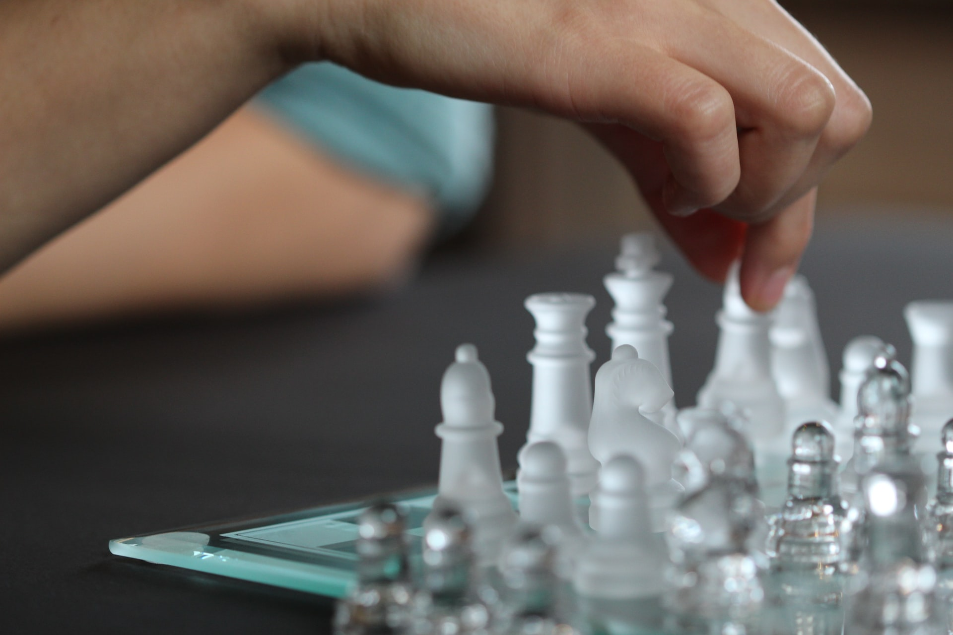 open innovation strategy - chess