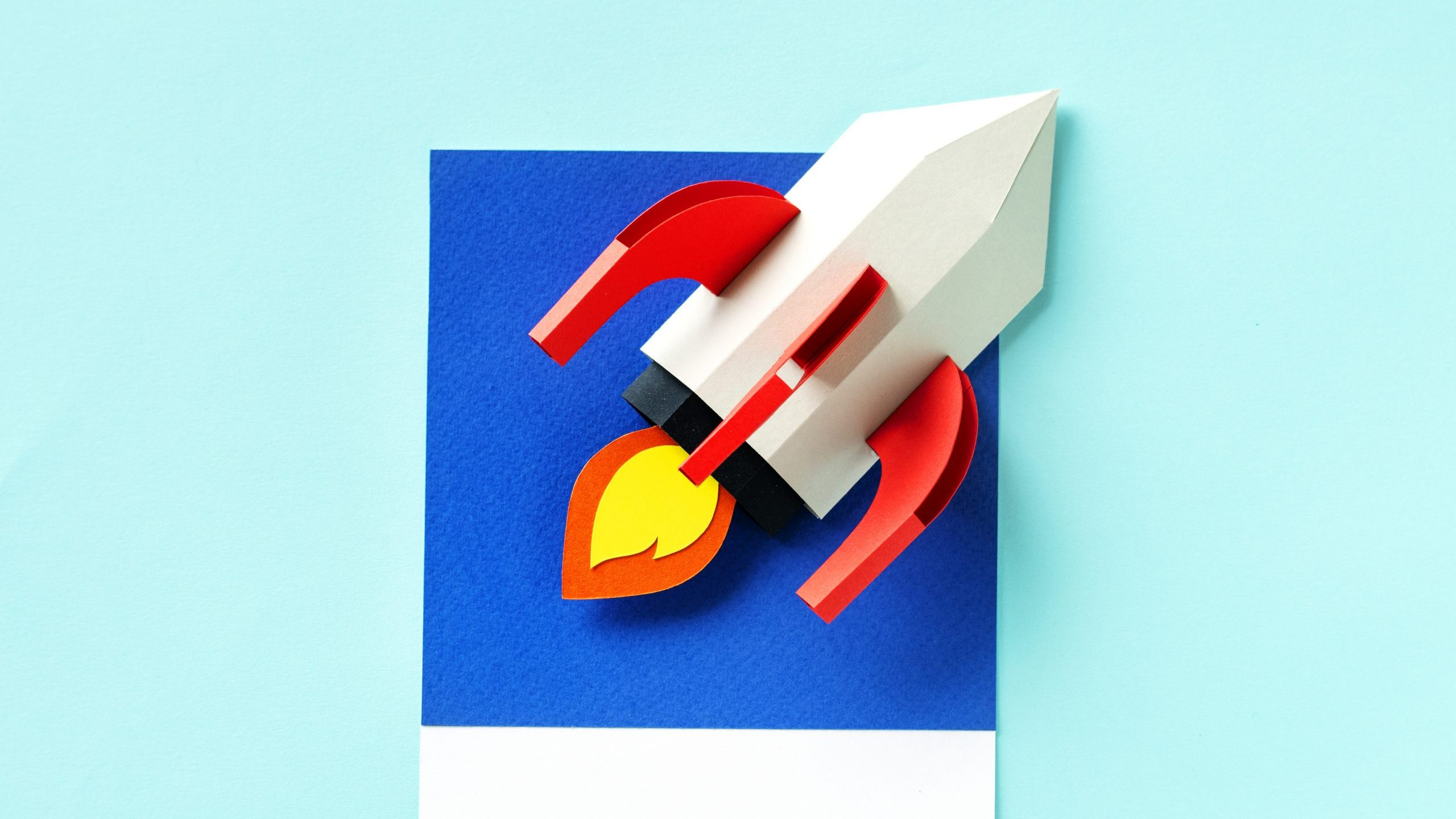 paper rocket - scale-up company