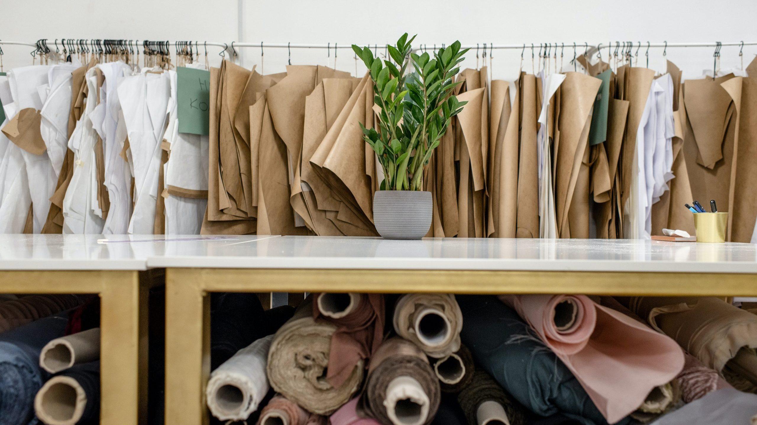 nouveaux textiles pour la mode durable