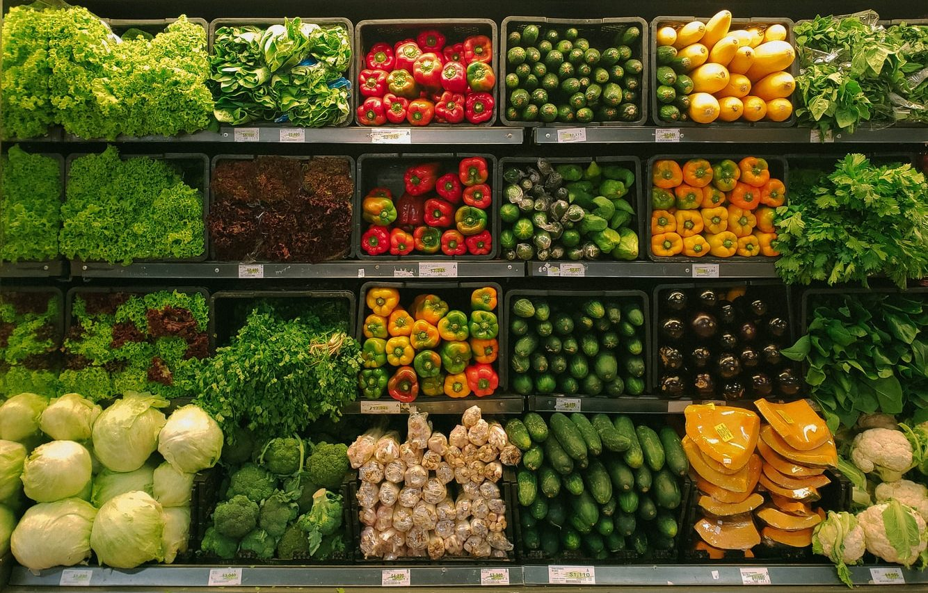 courses alimentaires - online grocery shopping trends - photos of vegetables