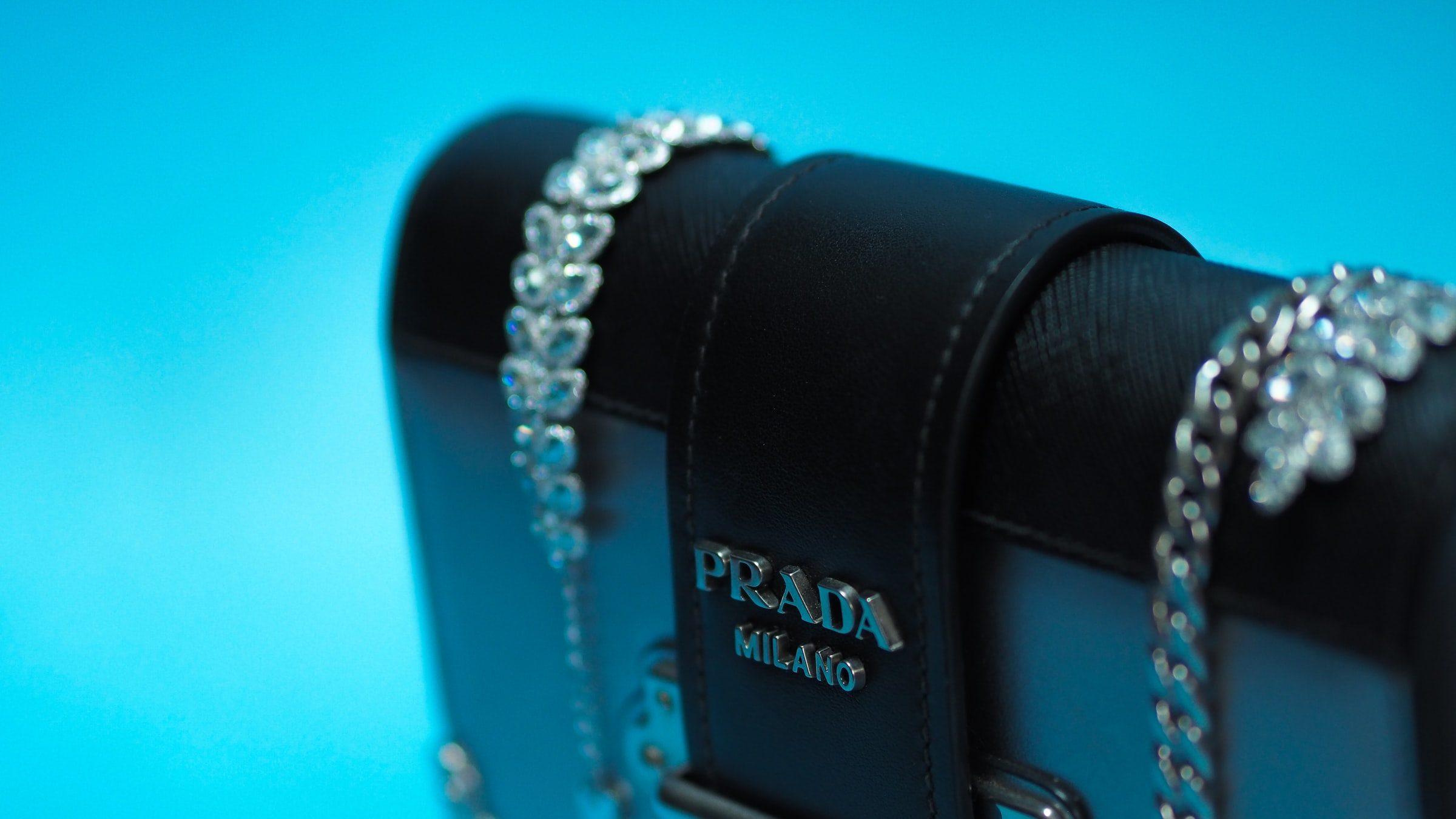 luxury innovation trends - prada handbag