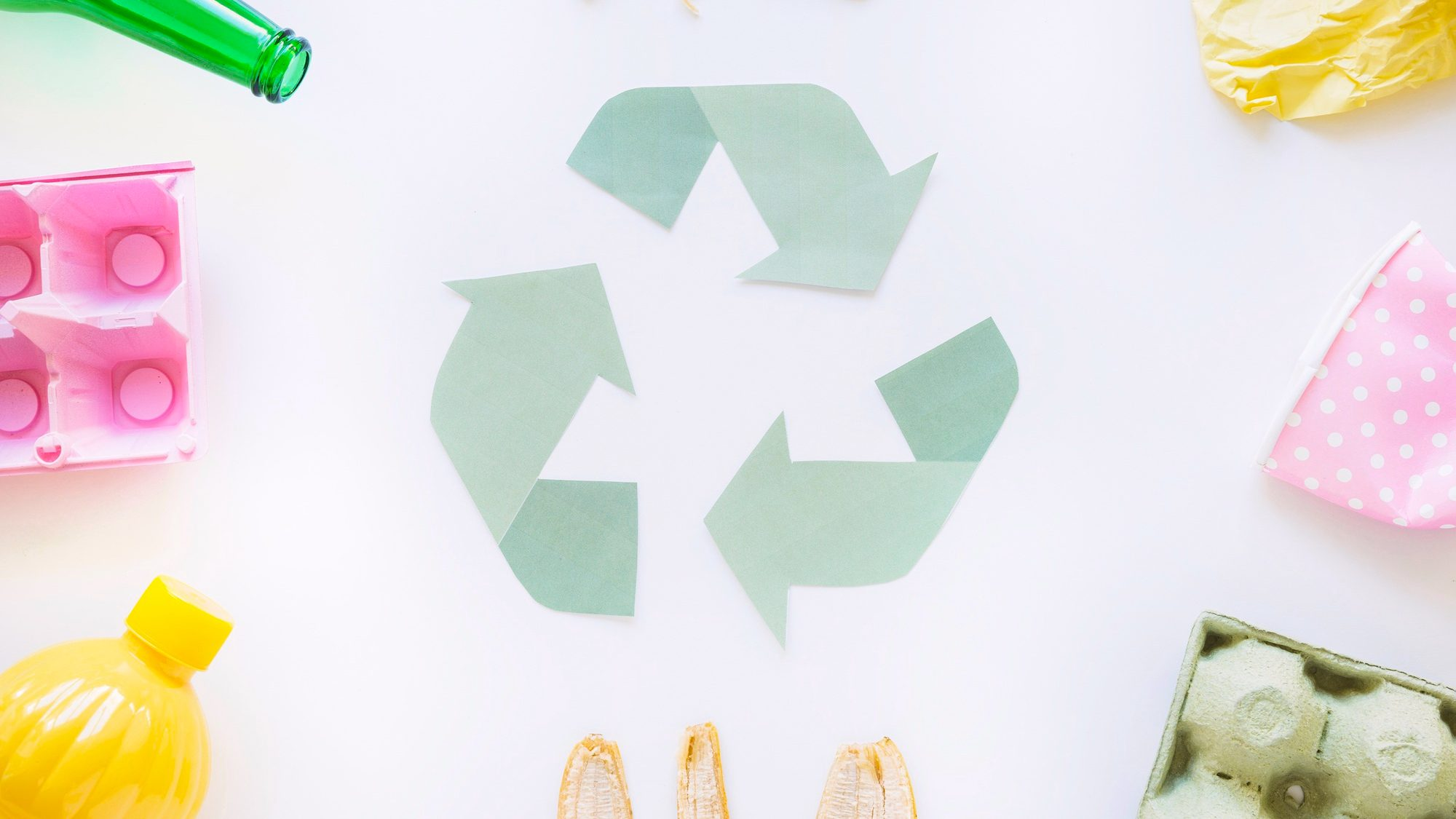 circular economy-recycling symbol