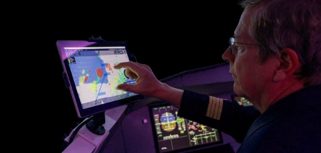 système gestion de vol - flight management system to make air travel greener